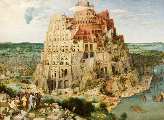 Tower Of Babel - The Common Tongue