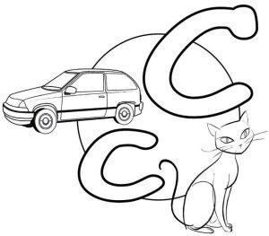 Cc-Cat-The-English-Alphabet - GiveMeSomeEnglish!!!