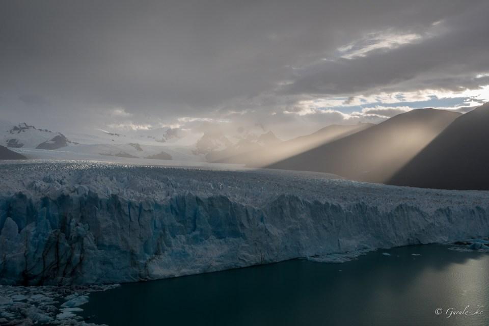 Glacier Perito Moreno, SC, Argentine