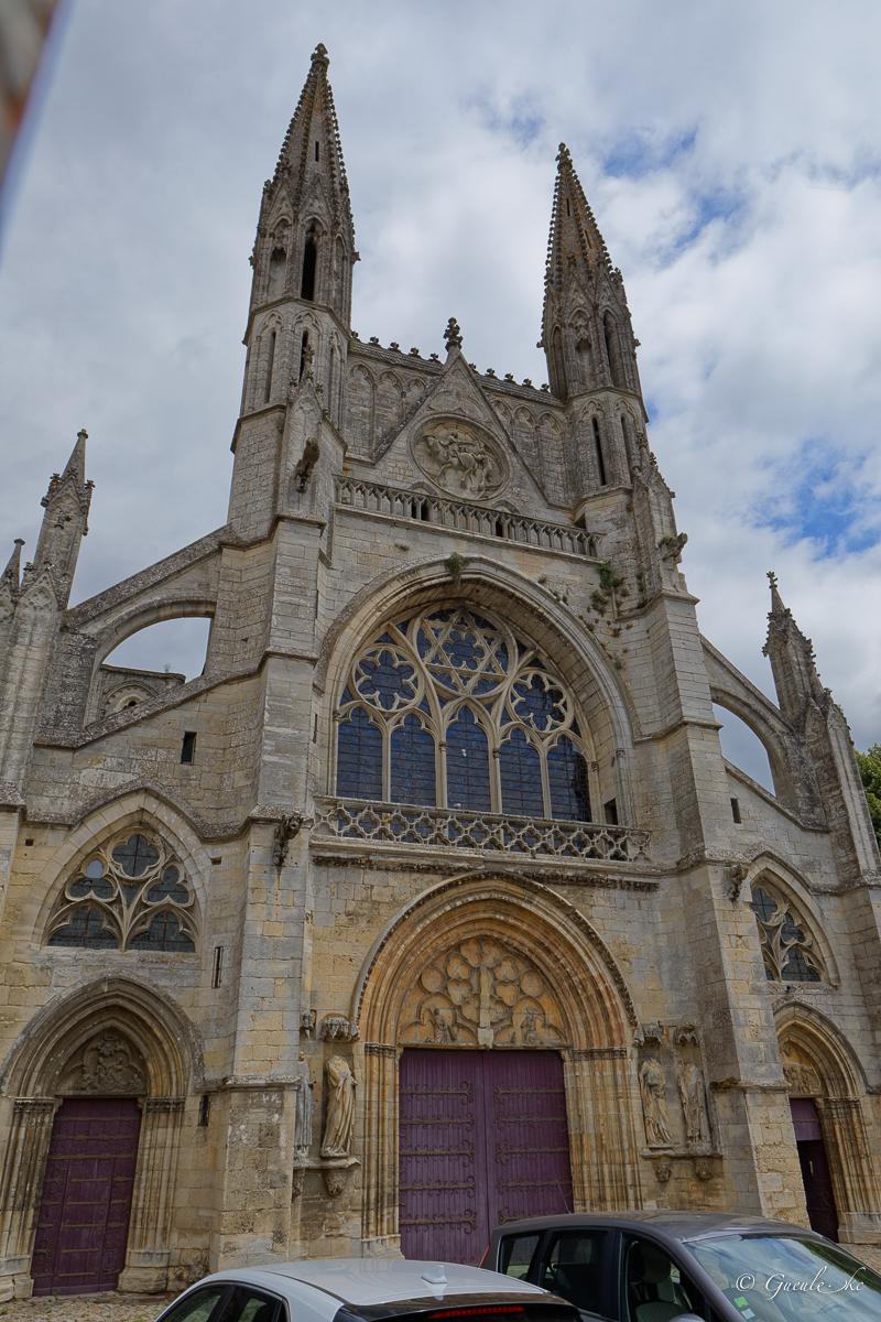 Eglise abbatiale Saint-Martin de Laon