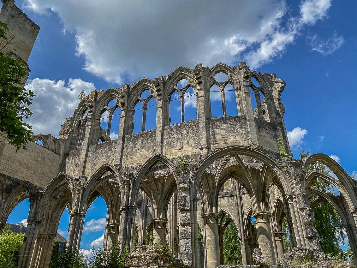 Abbaye de Ourscamp - Abbatiale