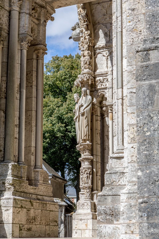 Cathédrale Notre-Dame de Chartres - Portail nord