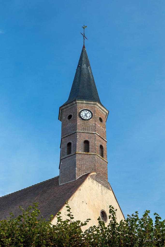 Eglise Saint-Jean-Baptiste - La Puisaye