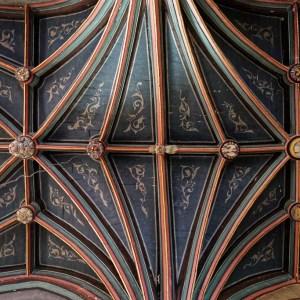 Eglise Saint-Jean-Baptiste, La Bazoche-Gouet, Centre-Val de Loire, France