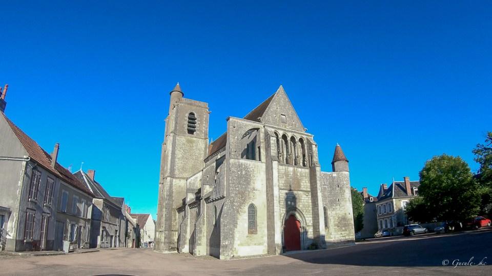 Eglise Saint-Adrien de Mailly-le-Château