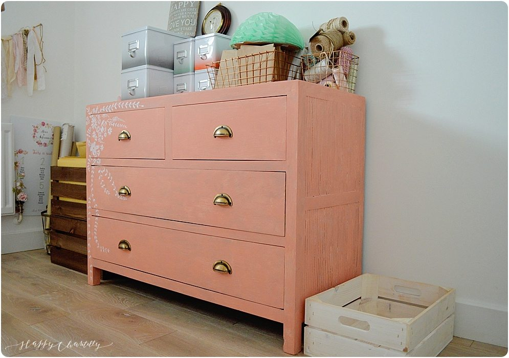 Diy relooking meuble happy chantilly - Relooking meuble ...