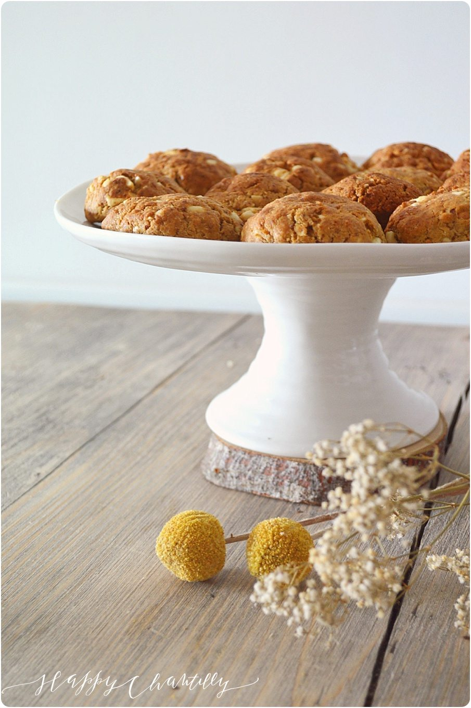 cookies chocolat blanc peanut butter sans beurre sans farine happy chantilly. Black Bedroom Furniture Sets. Home Design Ideas