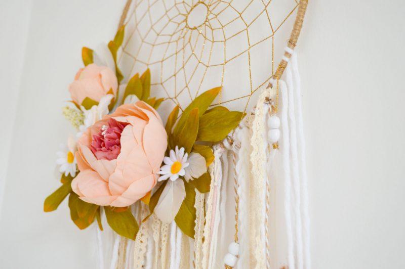 diy attrape r ve fleurs. Black Bedroom Furniture Sets. Home Design Ideas