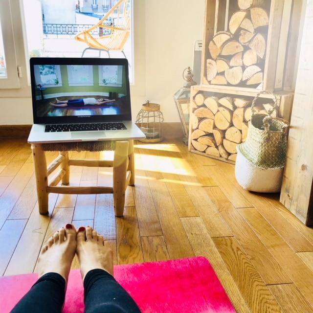 Faire du yoga la maison happy chantilly - Faire de la chantilly maison ...