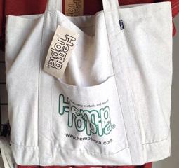 Hemp Grocer Bag