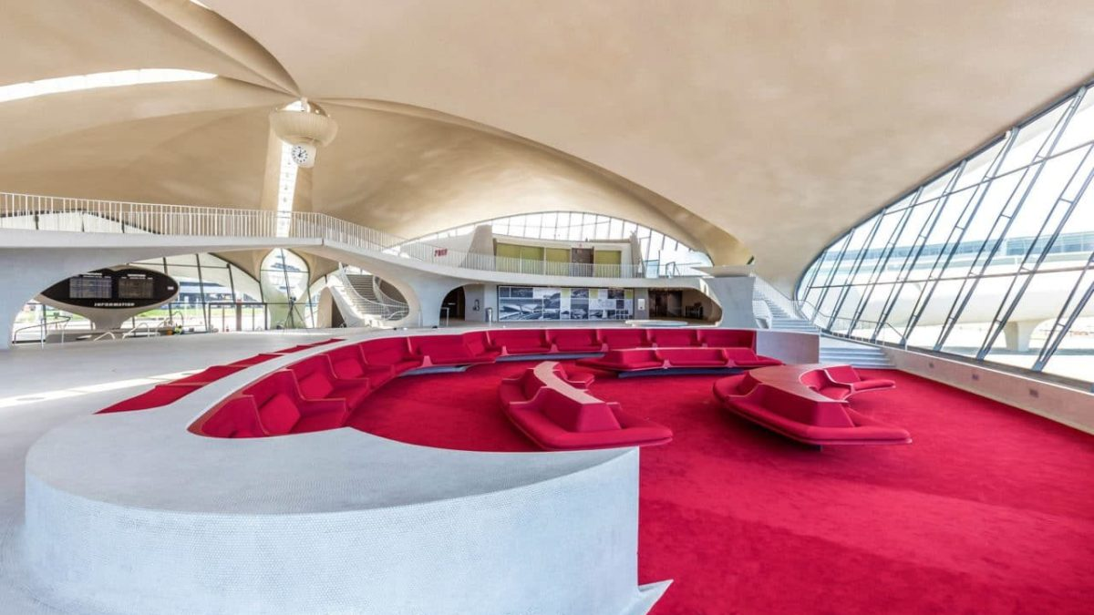 TWA Hotel: Reserve Your Trip Back to New York's JFK in the 1960s