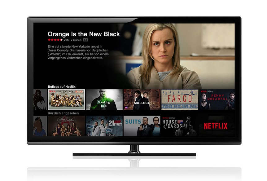 Netflix Schweiz