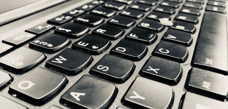 Tastatur des Lenovo X1 Carbon