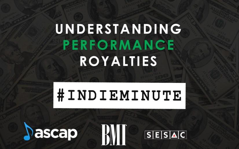 Understanding Performance Royalties   KDMR MUSIC   Indie Minute