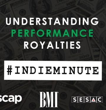 Understanding Performance Royalties | KDMR MUSIC | Indie Minute