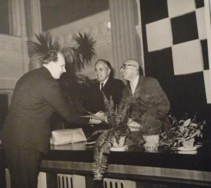 Brzozka Stefan-Turski Waclaw MP Rzeszow 1966