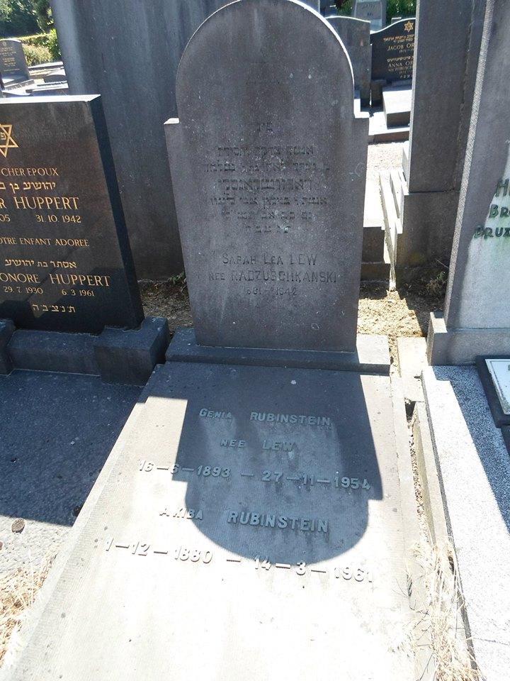 grób Rubinsteinów