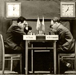 1961. El segundo campeonato del mundo entre Tal y Botvinnik