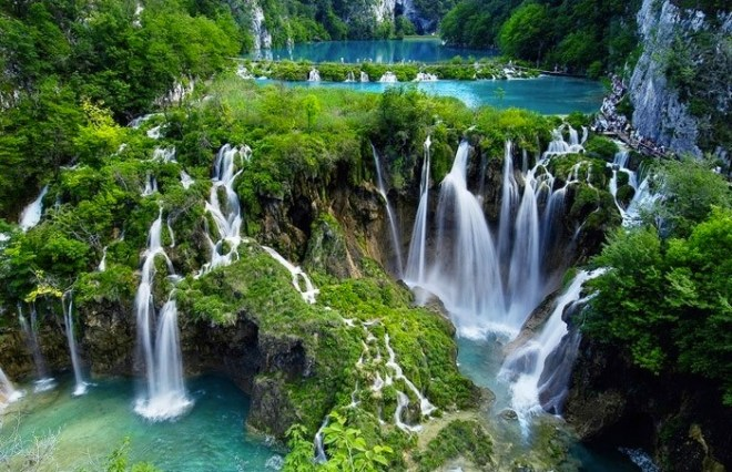 PLITVICE IN SUMMER