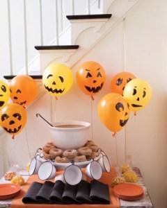 idée deco-ballon-pour-halloween