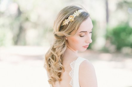 "Headband ""Flora"""