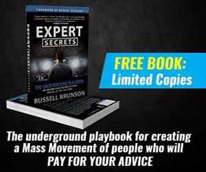 Get Expert Secrets for Free!