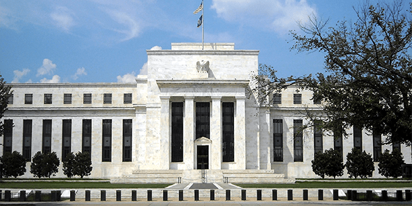 Increasingly hawkish language from the Federal Reserve