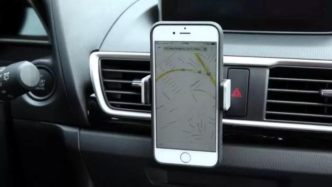 meilleur support téléphone voiture geek