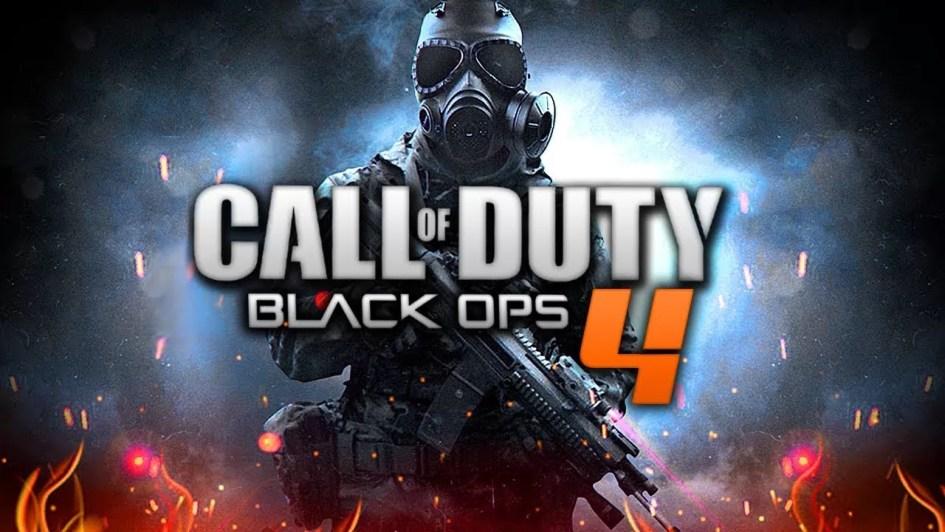 Black Ops 4 - Sortie Officielle du Nouveau jeu Call Of Duty en 2021