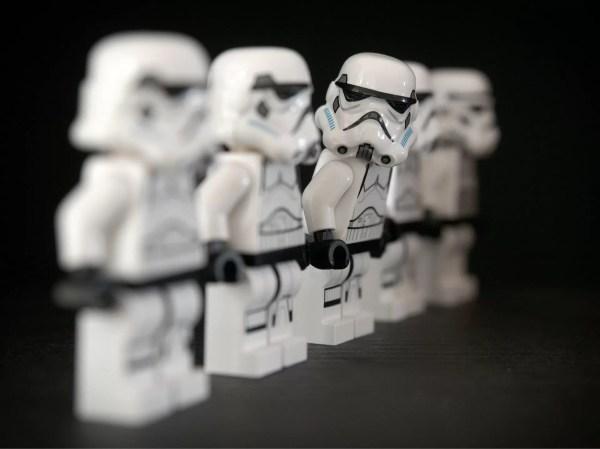 Top 5 des objets star wars à inclure dans une chambre de geeks