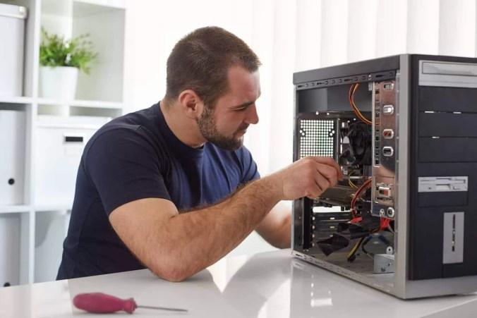 Un dépannage informatique à Tours par un réparateur qualifié.