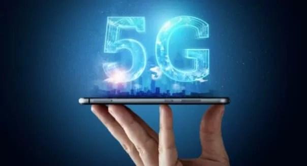 téléphone compatible 5G