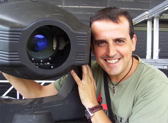 Nico Montero, cantautor católico