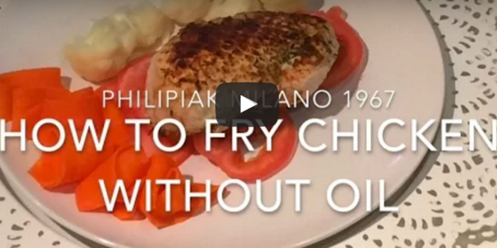 How to Fry Chicken Without Oil