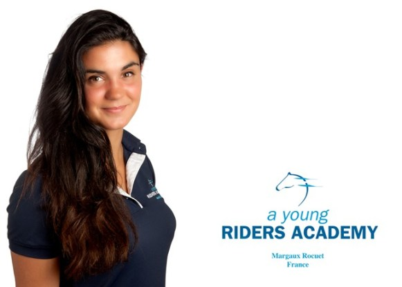 Margaux Rocuet - Young Riders Academy