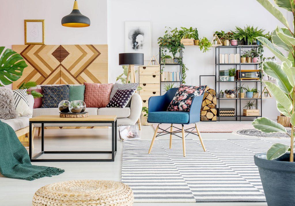 Grazie all'estrema modularità delle pareti attrezzate e dei divani, la collezione lago living permette di creare infinite soluzioni su misura per ogni stile. Come Arredare Un Soggiorno Moderno Idee E Consigli Qvc