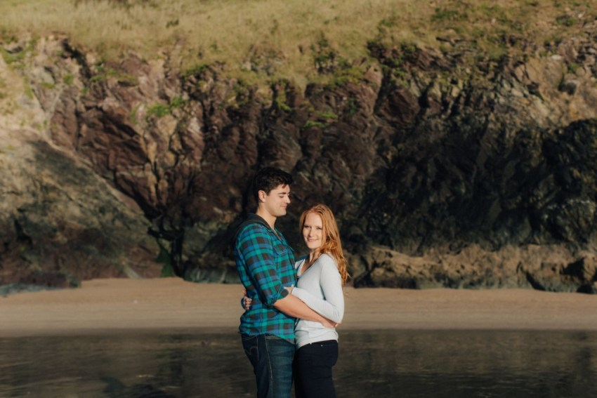 Rebecca Goddard fine art wedding photographer engagement shoot-34