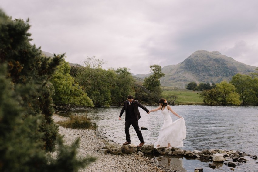 Rebecca Goddard Fine Art Wedding Photographer The Lake District-2