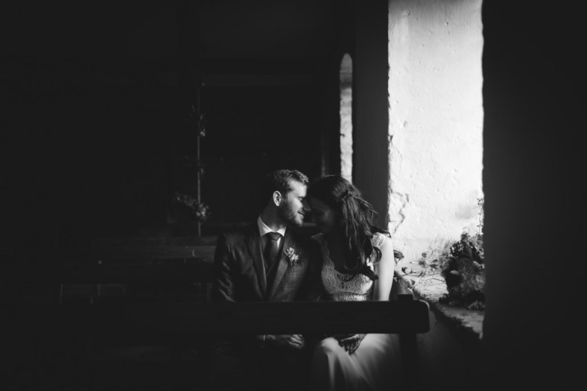 Rebecca Goddard Alternative wedding photography Somerset Brympton House-10
