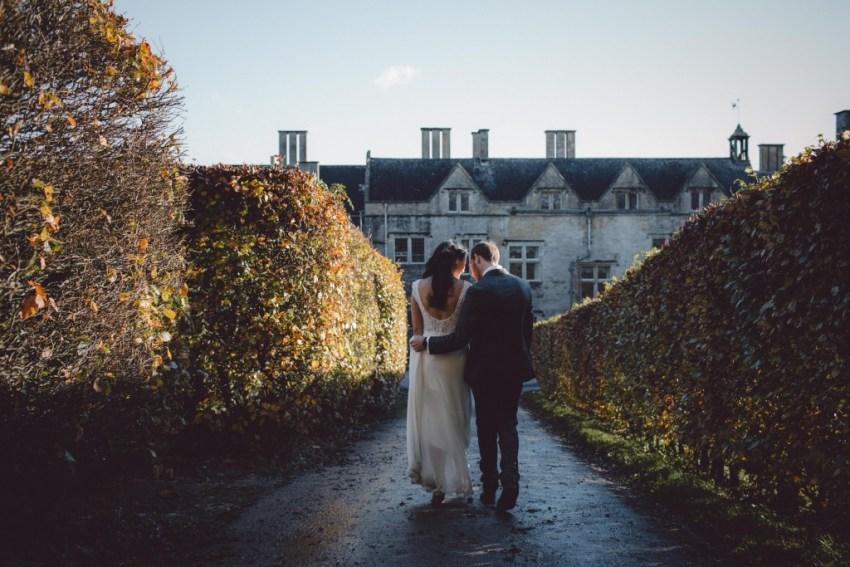 Rebecca Goddard Alternative wedding photography Somerset Brympton House-18