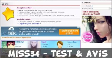 Miss34 - Test & Avis