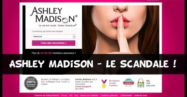 Scandale Ashley Madison Rencontres Adulteres