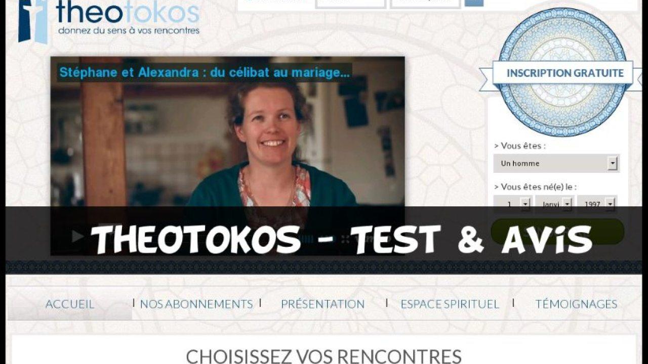 site de rencontre theotokos avis)