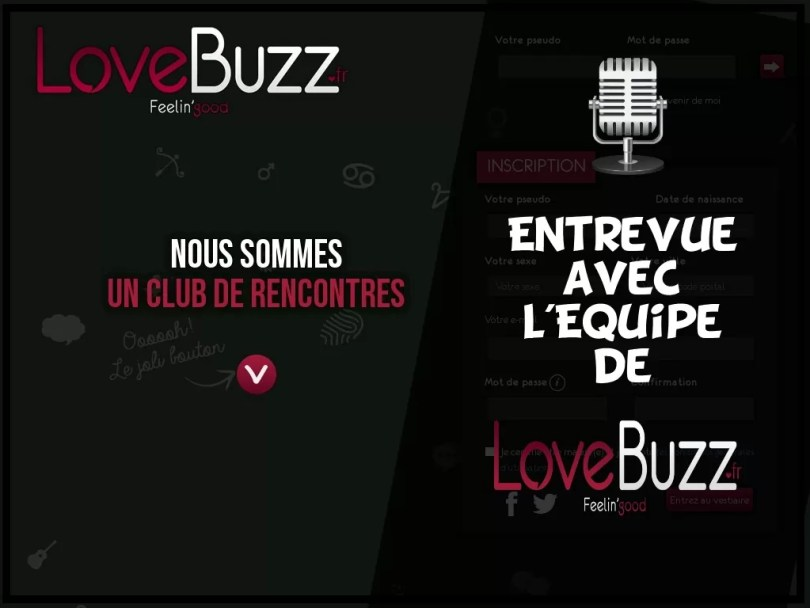 LoveBuzz.fr - Interview