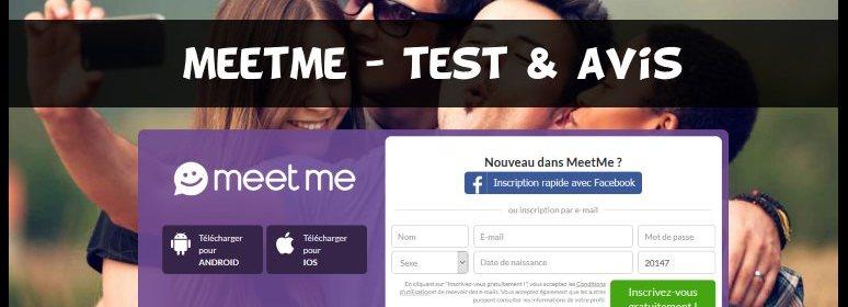 MeetMe - Test & Avis