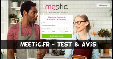 Meetic - Test & Avis