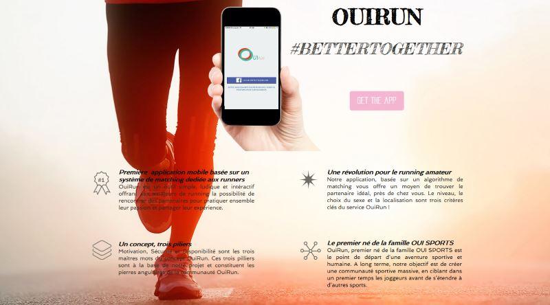 OuiRun - Test & Avis