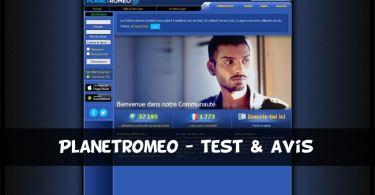 Planetromeo - Test & Avis