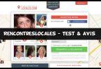 RencontresLocales - Test & Avis