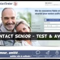 Contact Senior - Test & Avis